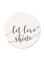 MINI LET LOVE SHINE2