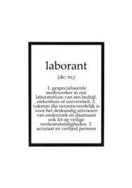 LABORANT
