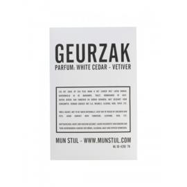 MIJN STIJL GEURZAK WHITE CEDAR - VETIVER