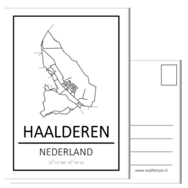 A6: HAALDEREN