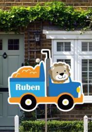 TUINBORD - RUBEN