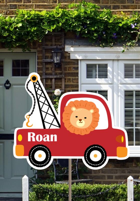 TUINBORD - ROAN