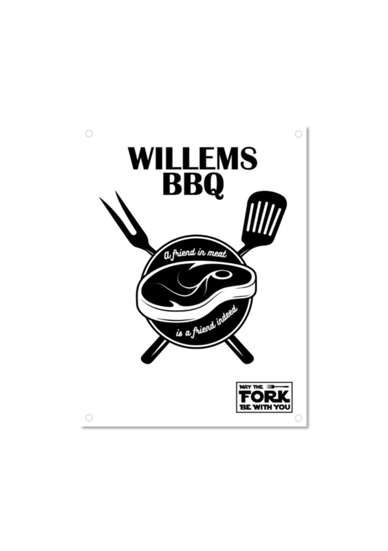 WILLEMS BBQ  PRE-ORDER