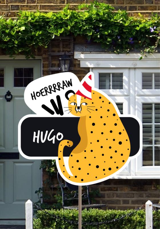 TUINBORD - HUGO