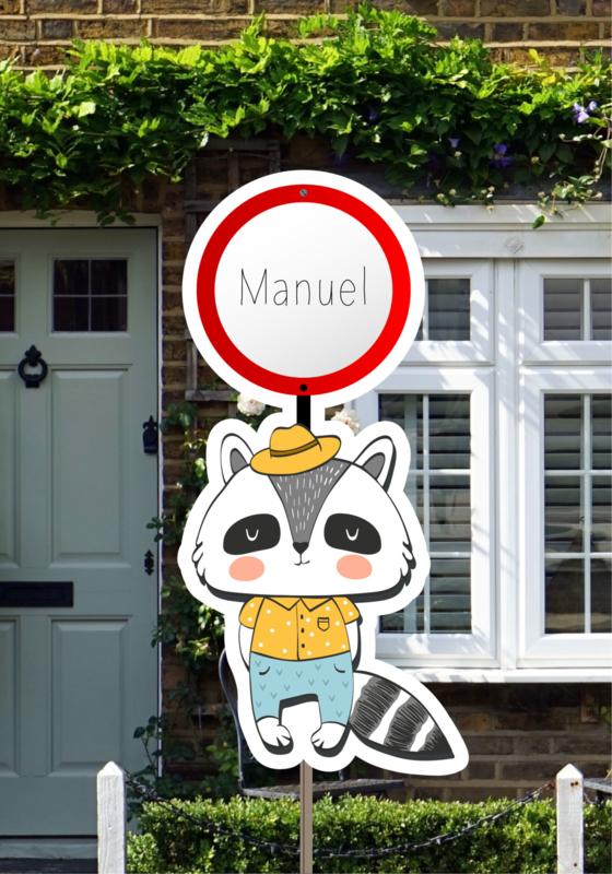 TUINBORD - MANUEL