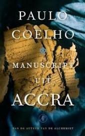 Coelho: Manuscript uit Accra