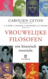 Carolien Ceton: Vrouwelijke Filosofen - een historisch overzicht