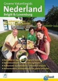 Groene Vakantiegids Nederland-België-Luxemburg