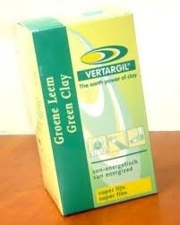 Vertargil - groene leem