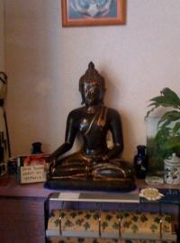 Bronzen Thaise boeddha`s (prijzen v.a. € 72.50)