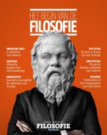 Filosofie Magazine Special: Het begin van de Filosofie - over de antieke filosofie