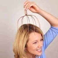 Hoofdmassage prikkel - headmassager