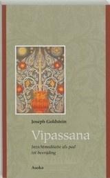 J. Goldstein: Vipassana - Inzichtmeditatie als pad tot bevrijding