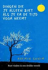 Haemin Sunim: Dingen die je alleen ziet als je er de tijd voor neemt
