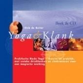 Yoga & Klank van Dick de Ruiter - boek + CD