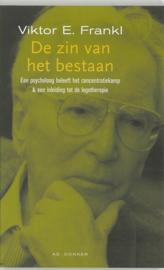 Viktor E. Frankl: De zin van het bestaan