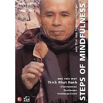 DVD - Steps of Mindfulness, een reis met Thich Nhat Hanh