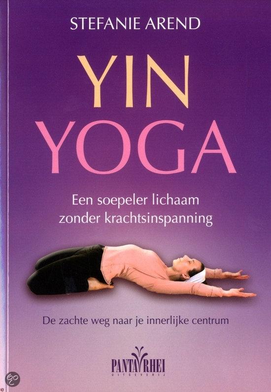 Stefanie Arend: Yin Yoga