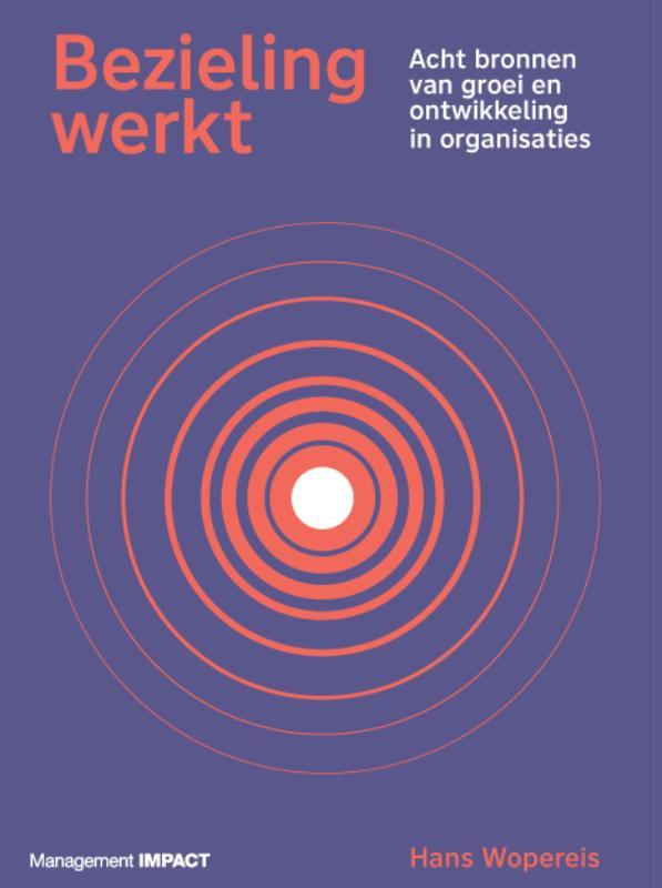 Hans Wopereis: Bezieling werkt - acht bronnen van groei en ontwikkeling in organisaties