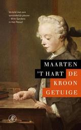 Maarten 't Hart: De Kroongetuige - 32e druk!
