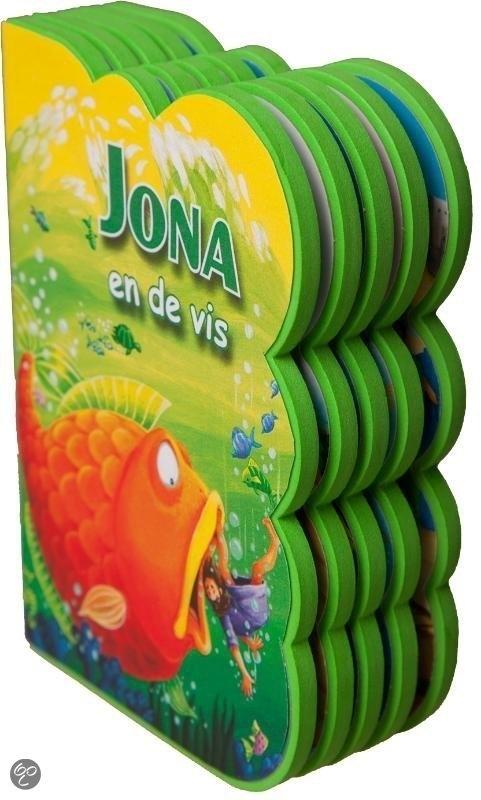 Jona en de vis - Jeanet Hamstra (vert.)