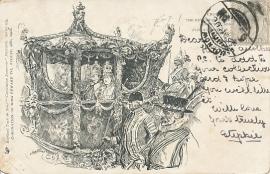 © 1906 - INDIA - King Edward VII