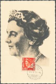 ®®®® 1939 - CATA 253 NED-INDIË Koningin Wilhelmina