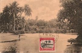 © 1936 - WESTERN SAMOA - Lagoon