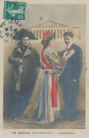 © 1908 - FRANCE Marianne