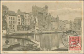 © 1928 - DANZIG Coat of arms