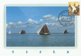 MOOI NEDERLAND 2007 - Hoorn Sailing boats
