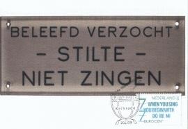 2009 NETHERLANDS Silence No singing Music