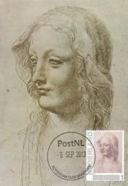 þþ - 2013 Da Vinci Bust of a woman
