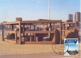 2006 NETHERLANDS Lost luggage depot Rotterdam