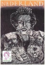 ® 2002 - CATA 2043 Koningin Beatrix