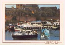 MOOI NEDERLAND 2007 - Leerdam Stadswal