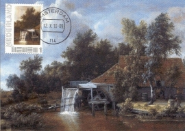 FS020 Rijksmuseum M. Hobbema Watermill