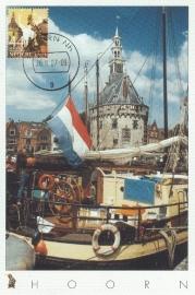 MOOI NEDERLAND 2007 - Hoorn Hoofdtoren