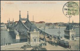 © 1906 - HUNGARY Turul bird