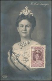 ®®®® 1923 - CATA 164 NED-INDIË Koningin Wilhelmina