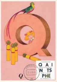 ® 2009 - CATA 2633 Letter Q