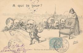 © 1906 - FRANCE Phrygian cap Marianne