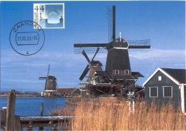 2006 NETHERLANDS Zaansche schans Mills