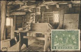 © 1930 - SPAIN - Columbus' cabin