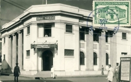 © 1938 DOMINICANA Office Public works