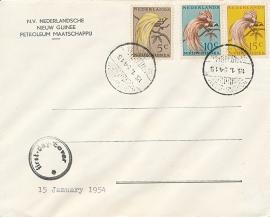 ¤¤¤¤¤ NVPH 26/28 Ned. Nieuw Guinea Paradijsvogels