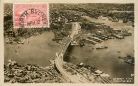 © 1932 - AUSTRALIA Harbour bridge