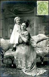 ® 1913 - CATA 57 Koningin Wilhelmina