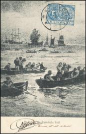 © 1907 NETHERLANDS Battleship