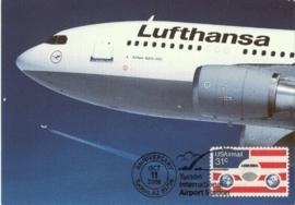 2008 USA - Airbus Postmark Airport